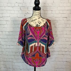 Tart / Colorful blouse / size extra small
